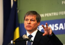 Comisarul european pentru Agricultură Dacian Cioloş