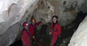 O noua peșteră pe harta speologică a Gorjului