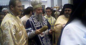Sute de credincioşi au sărbătorit la Mănăstirea Tismana!