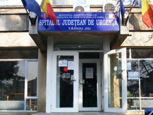 Spitalului Județean de Urgență Târgu-Jiu