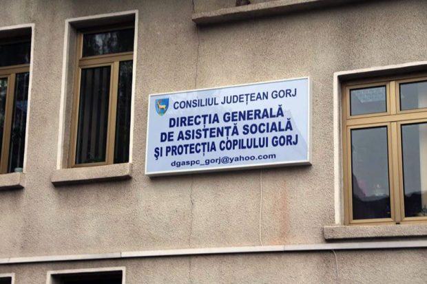 DGASPC Gorj