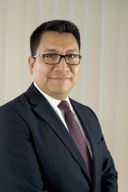 Min. Israel Delgado