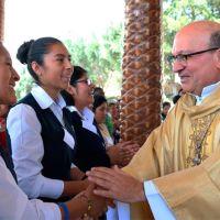 «Jóvenes, el Señor Resucitado los ama y los llama» Mons. Carlos Curiel