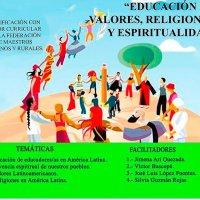 Jornadas para educadores en valores, religiones y espiritualidades