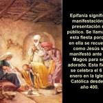 Feliz Epifanía del Señor