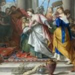 El día en que la sabiduría del rey Salomón convirtió a la reina de Saba