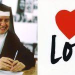La monja que utilizó el pop art para transmitir su mensaje de amor