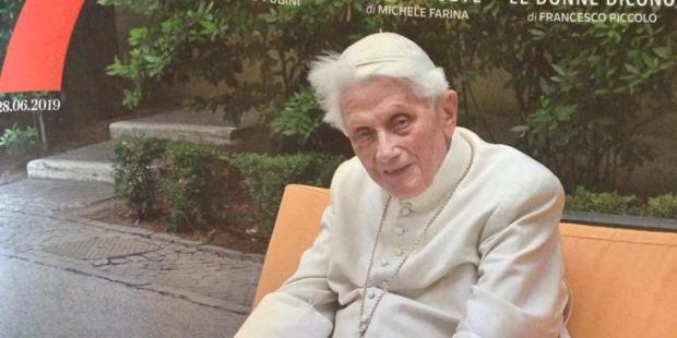 Benedicto XVI último Papa. ¿Qué piensa Ratzinger de la Profecía de Malaquías?