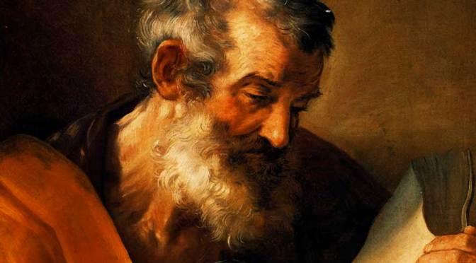 ¿Quién fue san Lucas Evangelista?
