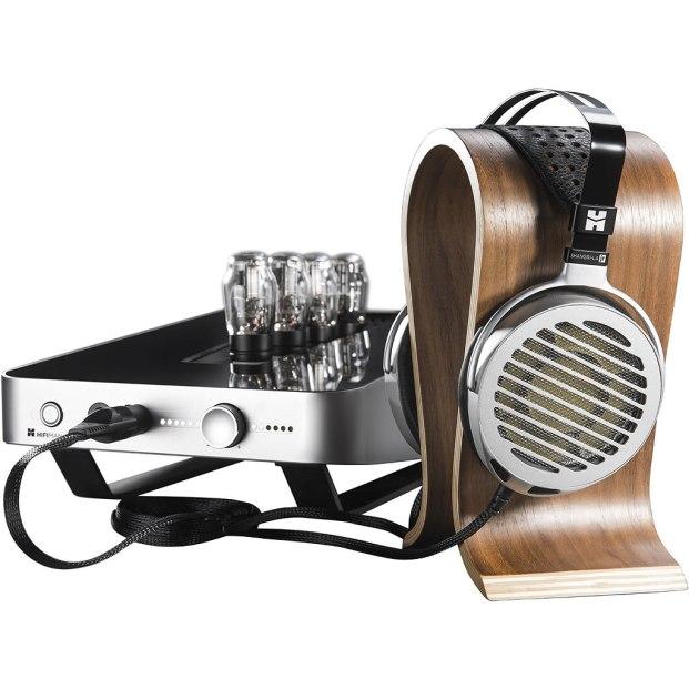 HiFiMan Shangri La Junior Audiophile Headphone and Amplifier Package -  Igloo Audio
