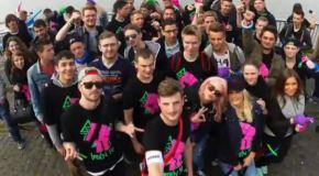Aktionstag Revolution Bildung: Die jungen Metaller aus Krefeld rocken Köln