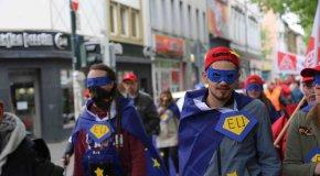 Der 1. Mai in Krefeld – Europa. Jetzt aber richtig!