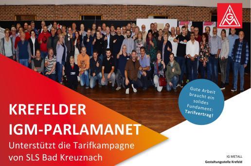 Solidarität mit den Kolleginnen und Kollegen von SLS Bad Kreuznach