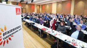 Metall-Tarifrunde 2020: Tarifkommissionen beschließen Verhandlungen zu Zukunftspaket