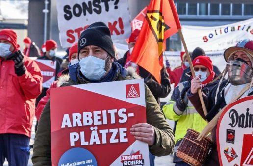Tarifrunde Metall und Elektro: Verhandlungen ohne Annäherung – Warnstreiks ab Dienstag