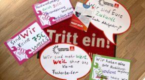 Erste Verhandlung im Schlosserhandwerk NRW ohne Ergebnis