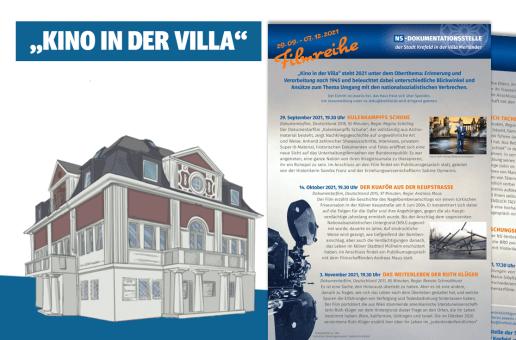 """""""Kino in der Villa"""" – Erinnerung und Verarbeitung nach 1945"""