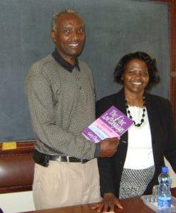 Paul and Leah Manyara