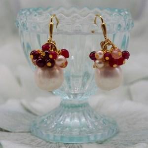 Boucles d'oreilles Coraline
