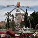 Blogtrip - Entierro de la Sardina Murcia - Plaza Circular