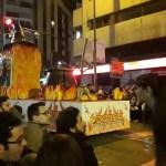 Blogtrip - Entierro de la Sardina Murcia - Gran Desfile