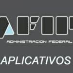 Aplicativo SICORE versión 8.0 Release 23