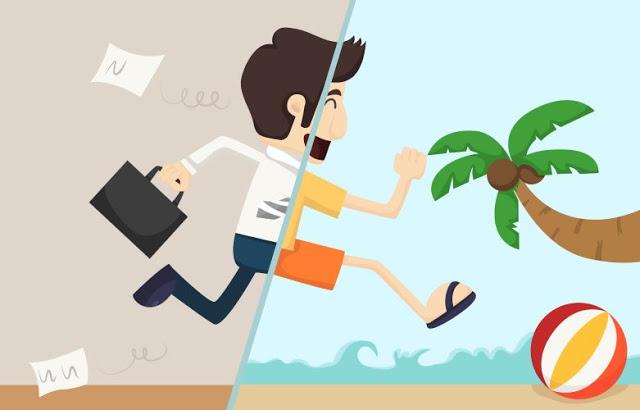 ¿Se pueden fraccionar las vacaciones?