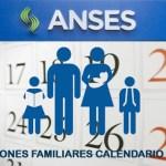 Asignaciones Familiares calendario de pago ABRIL 2017