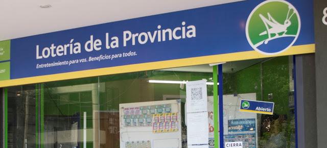 Agencias de Lotería ALEARA Provincia de Buenos Aires
