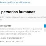 ganancias personas humans web guia