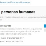ganancias personas humans web guia