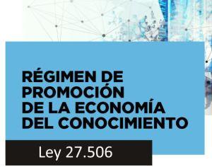 Régimen de Promoción de la Economía del Conocimiento