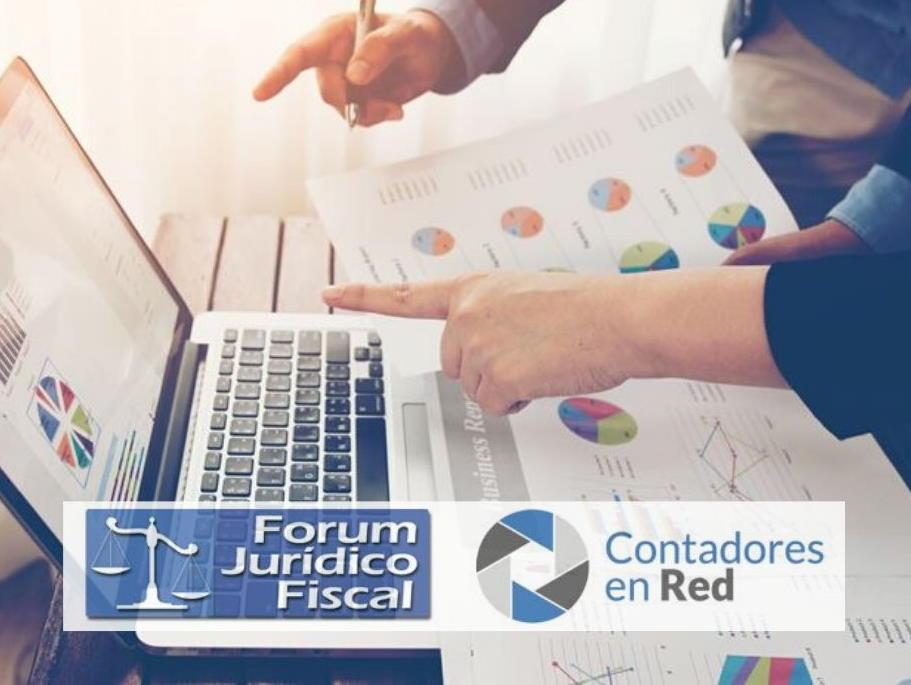 Forum Jurifico Fiscal Contadores en Red Capacitación