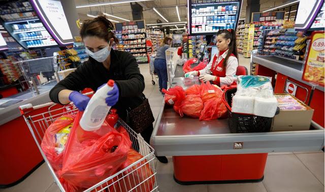 Empleados de Comercio acordó un bono de $5000 sólo con cadenas de supermercados