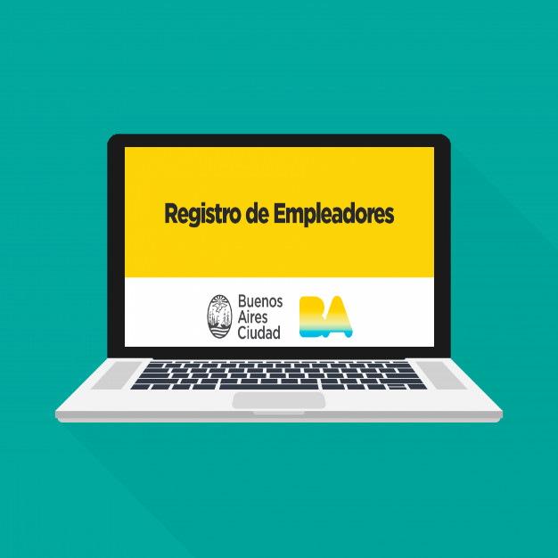 Registro de Empleadores On Line carga de información