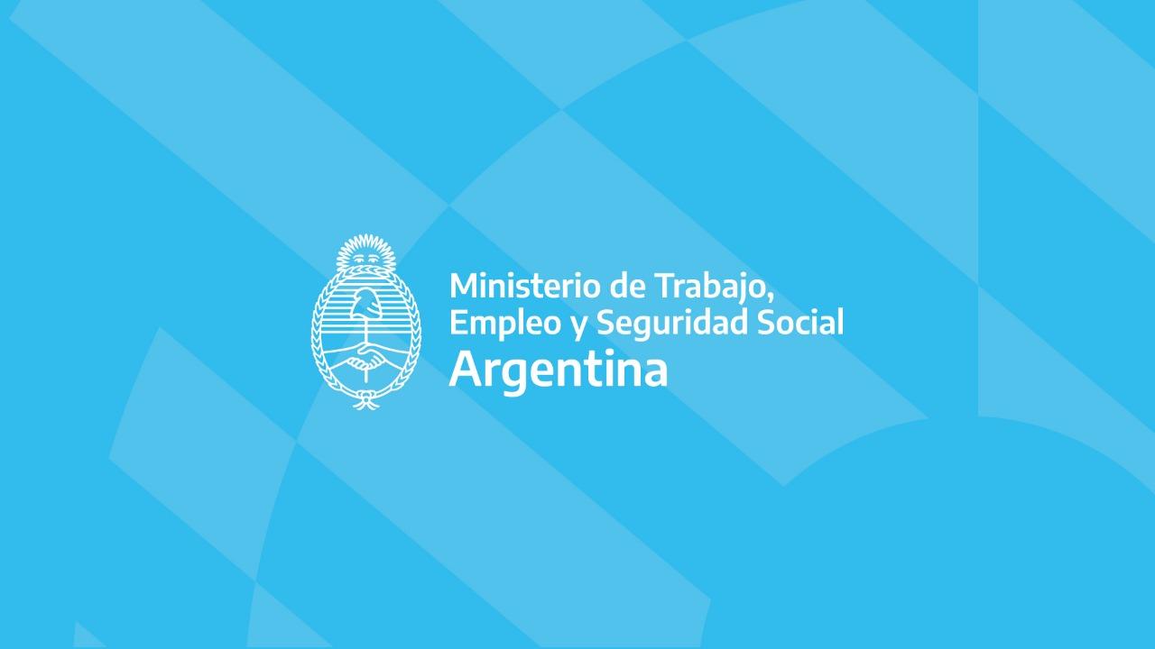 Ministerio de Trabajo, Empleo y Seguridad Social, MTEySS