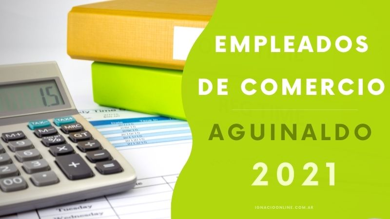 Empleados de Comercio liquidacion del aguinaldo ignacio online