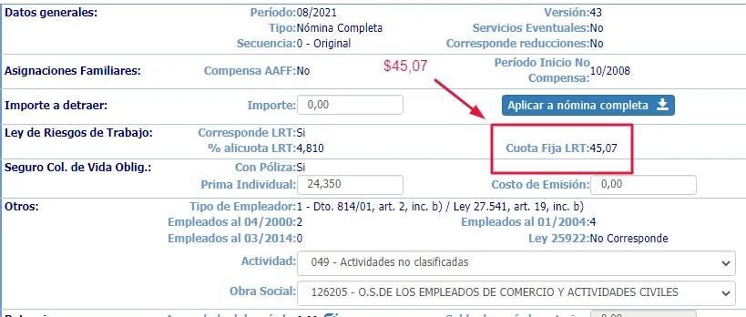 Fondo Fiduciario de Enfermedades Profesionales (FFEP