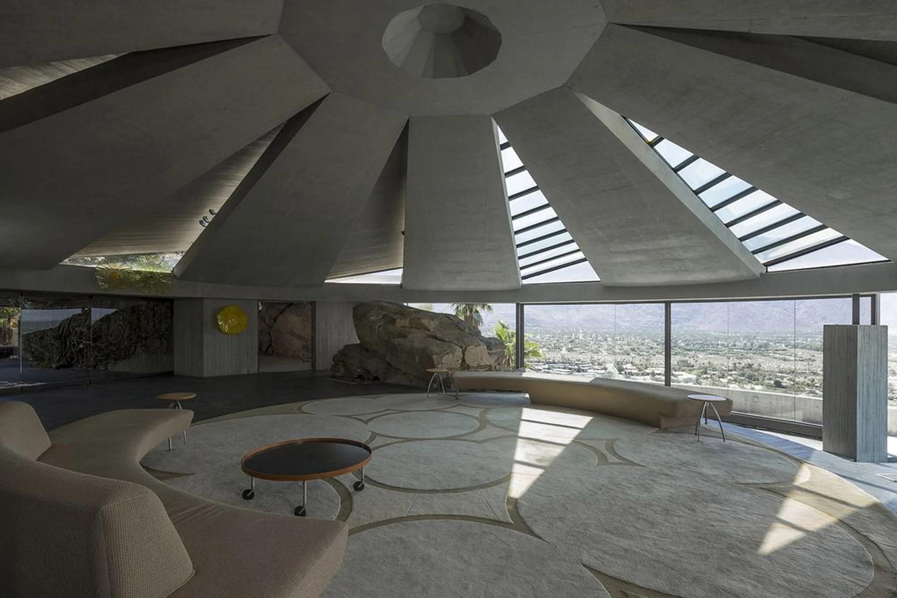 John Lautner S Modernist Masterpiece Ignant