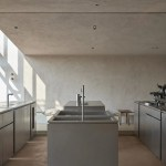 Bone S Minimalist Cafe Hoof Reinterprets Countryside Equine Architecture Through Brutalist Design Ignant