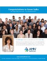 AMN Healthcare San Diego Daily – Ad