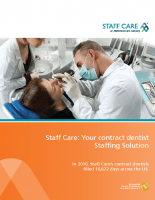 Staff Care Dentist – Poster