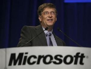 One of the pioneers: Bill-Gates