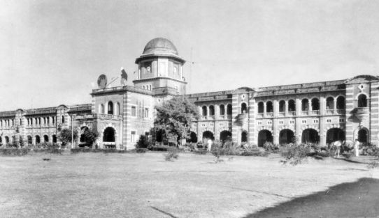 The Engineering College at Guindy in Madras,