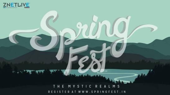 Spring Fest '16 IITKGP