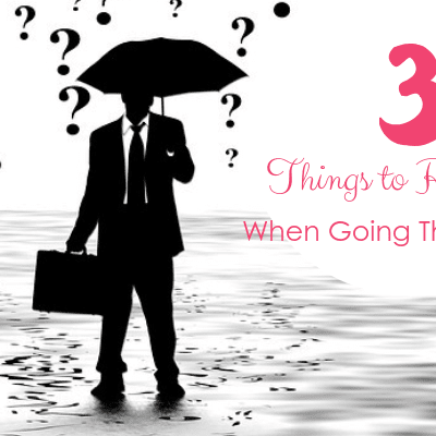 3 Things to Remember When Going Through Trials
