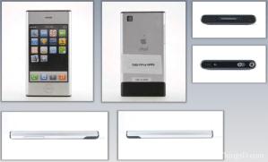 Apple iPhone Aluminum prototype 1