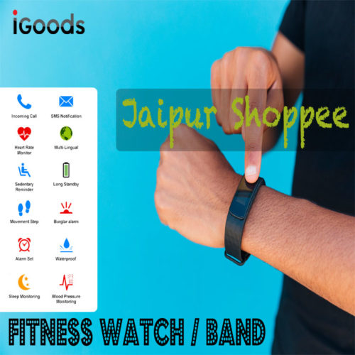 Watch Store Jaipur- Fitness Watch Band