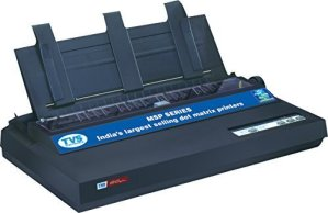MSP 455 XLC, TVS MSP 455 XLC, Tvs Dealer in jaipur, TVS Printer Distributor jaipur