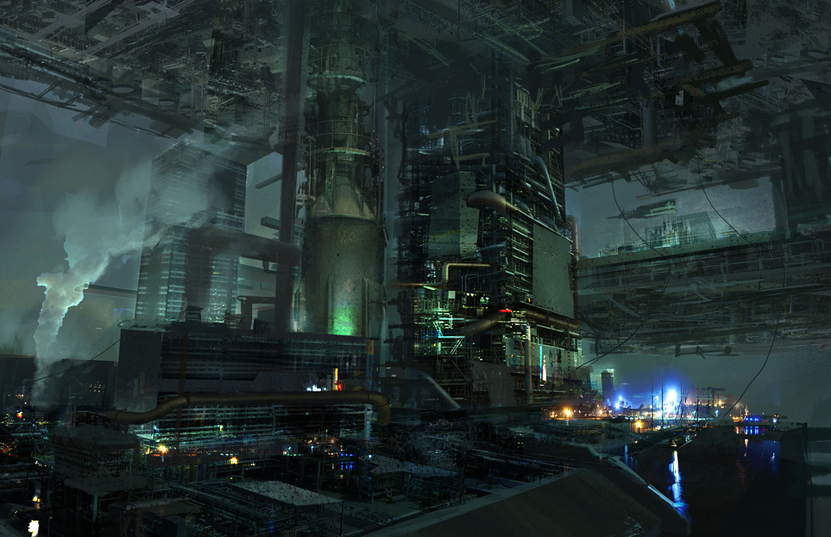 Concept Ships Concept Ships And Environments By Pierre